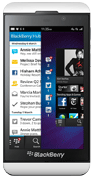 BlackBerry Z10 bijeli
