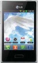 LG Optimus L3 crno bijeli