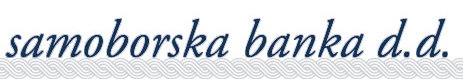 samoborska banka logo